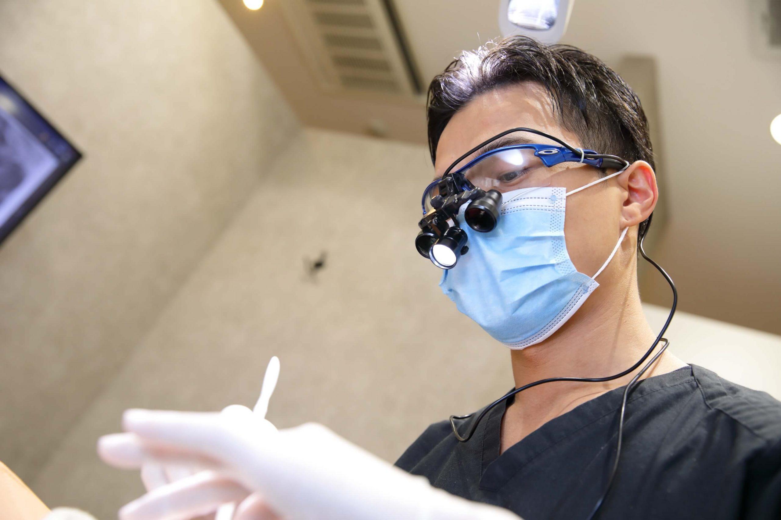 歯を守るための根管治療